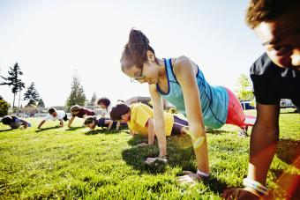 Boot Camp Exercise Routines