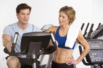 Exercise Bikes With Virtual Training