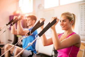 Pilates Power Gym Options