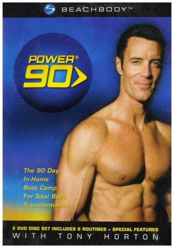 P90: Tony Horton In-Home Boot Camp