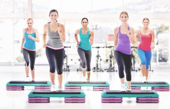 Step Aerobics Routines You Can Do At Home