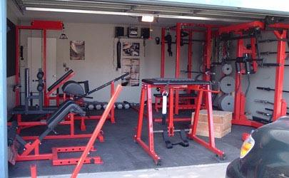 Build An Affordable Home Gym