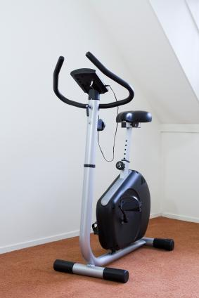 Exercise Bike at Home