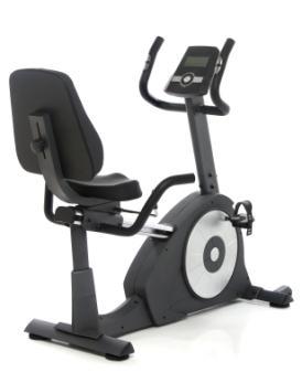 interactive exercise bike