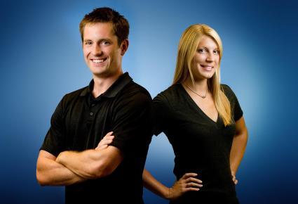 Brett and Anna Warner