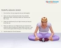 butterfly adductor stretch