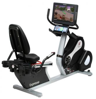 Expresso Recumbent S3R exercise bike