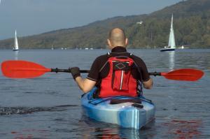 kayak exercise
