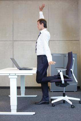 Stretch safely!