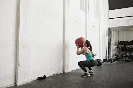 Toss and Squat