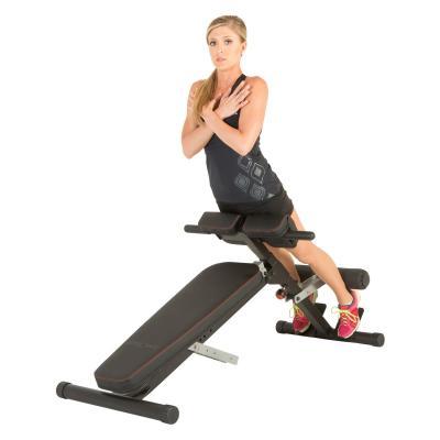 Multi-Workout Adjustable Ab Bench