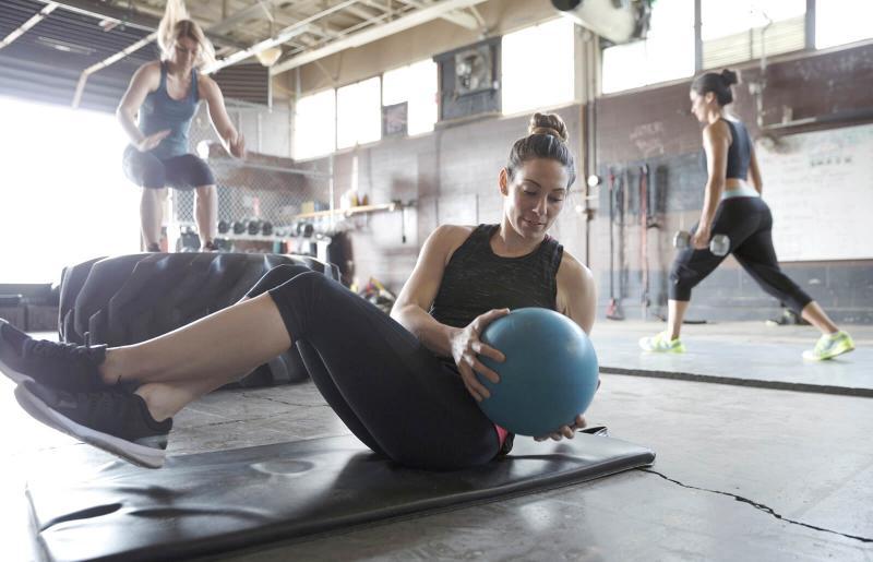 Circuit Training Routines | LoveToKnow