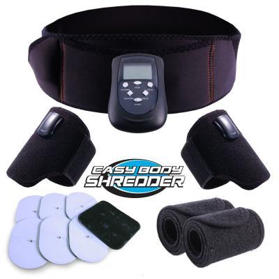 Easy Body Shredder Electric Abdominal Toning Belt