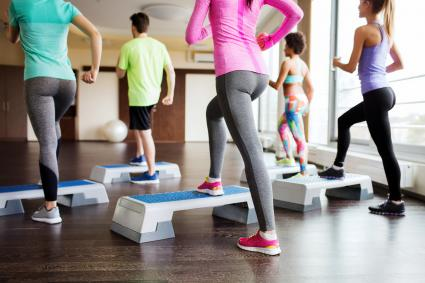 Step Aerobics Routines You Can Do At Home Lovetoknow