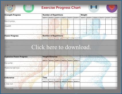 Exercise Progress Log