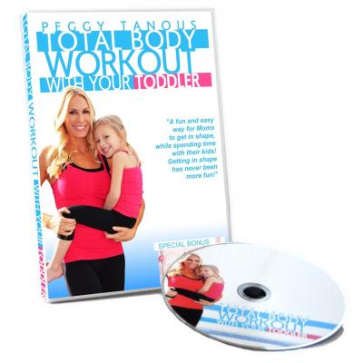 Peggy Tanous Total Body Workout With Your Toddler