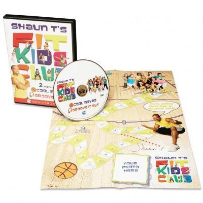 Beachbody Shaun T's Fit Kids Club DVD Workout