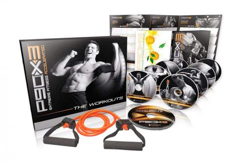 P90X3 Fitness Workout DVD