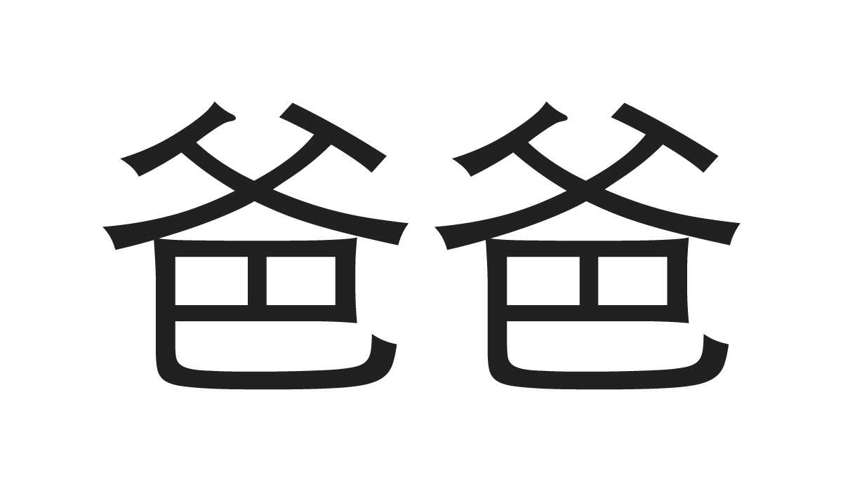 Chinese Symbols For Family With Printable Diagrams