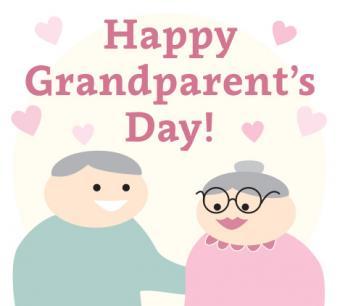 grandparent's day clip art