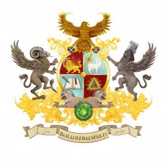 Bolurfrushan Family Crest