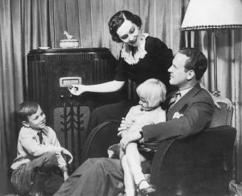 Family Life in the 1920s