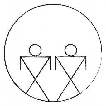 Native American Symbol for Brothers