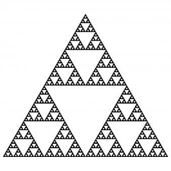 Native American Triangle Family Symbol