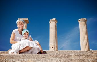 Greek Family Traditions