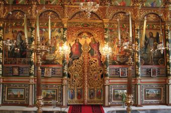 Byzantine Greek Orthodox Church