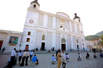 Cathedral Notre Dame de Cap Haitien