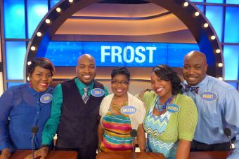 Family Feud contestants
