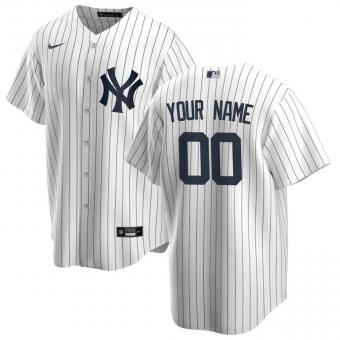 customized jersey option at Fanatics