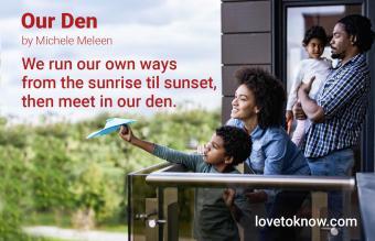 Haiku poem about family life