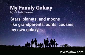 Haiku poem about family relationships
