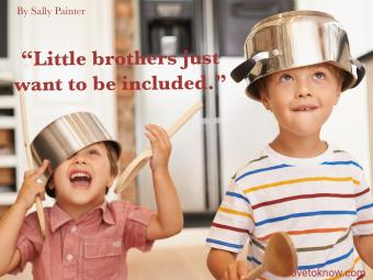 Little Brother Quote