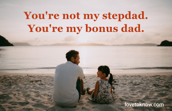 Funny quotes for stepdads