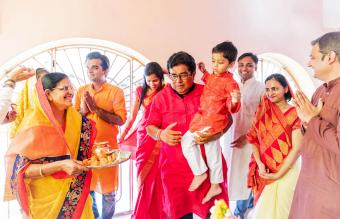 Hindu's Diwali tradition