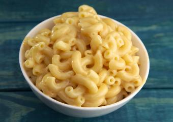 Classic Stovetop Macaroni and Cheese
