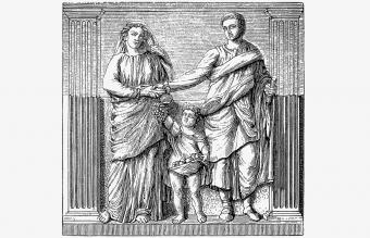 How Ancient Romans Viewed Family
