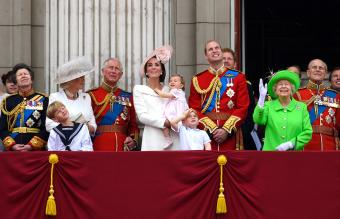 England Royal Family