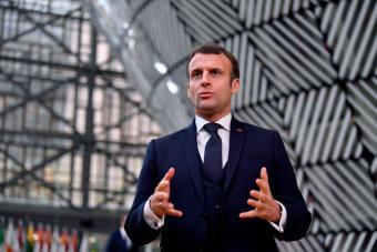 France's President Emmanuel Macron