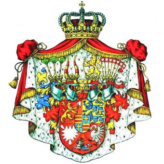Coat of arms of the House of Glücksburg