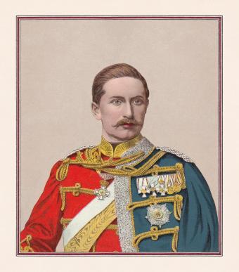 German Emperor Wilhelm II