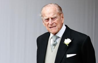 Britain's Prince Philip, Duke of Edinburgh