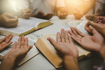 Bible Study in unity
