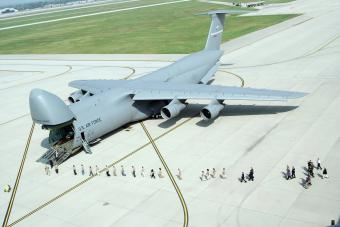 Wright-Patterson Air Force Base, Ohio