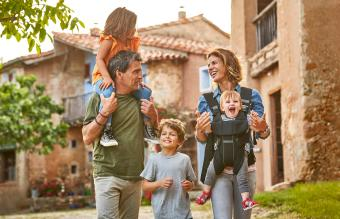 Family Life in Spain: Unique Values and Traditions