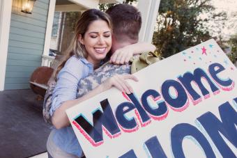19 Creative Welcome Home From Deployment Ideas