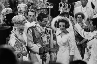 Greece Royal Wedding